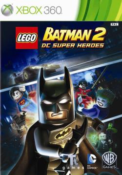 Logo for LEGO Batman 2: DC Super Heroes