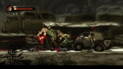 Shank 2: Screenshot aus dem Arcade-Actionspiel