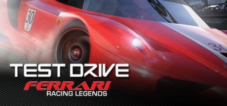 Test Drive: Ferrari Racing Legends - Test Drive: Ferrari Racing Legends