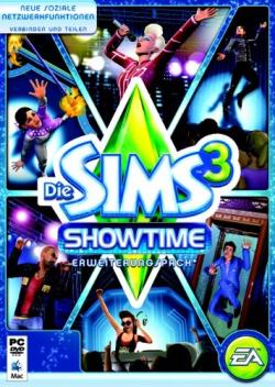 Die Sims 3 Showtime