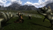 Der Herr der Ringe Online: Reiter von Rohan: Neue Screenshots zeigen Monster aus der Erweiterung.