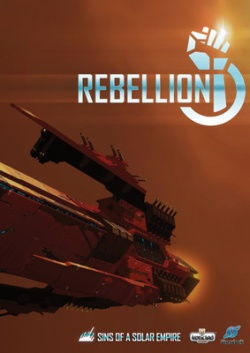 Sins of Solar Empire: Rebellion