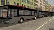 Bus-Simulator 2012: Erste Screenshots aus der Nahverkehrs-Simulation
