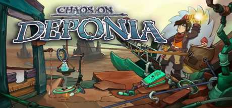 Chaos auf Deponia - Chaos auf Deponia
