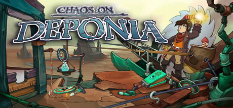 Logo for Chaos auf Deponia
