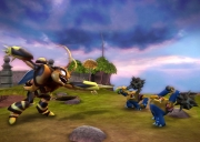 Skylanders Giants: Screenshot zum XXL-Charakter SWARM