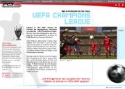Pro Evolution Soccer 2009: Ansichten aus dem PES 2009 Magazin