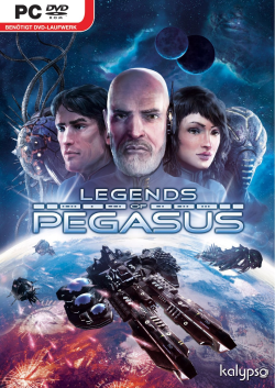 Logo for Legends of Pegasus