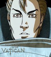 Shadows on the Vatican: Screen zum Indi Adventure, welches in 4 Akten erscheinen wird.