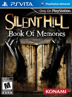 Logo for Silent Hill: Book of Memories