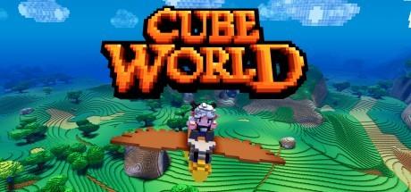 Logo for Cube World