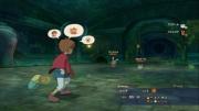 Ni no Kuni: Der Fluch der Weißen Königin: Screenshot aus dem Rollenspiel