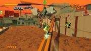 Jet Set Radio: Screenshot aus der Neuauflage des Dreamcast-Klassikers