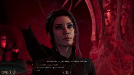 Baldur's Gate 3: Screen zum Spiel Baldur's Gate 3.