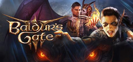 Logo for Baldur's Gate 3
