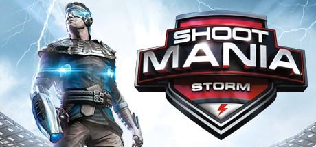Logo for Shootmania Storm