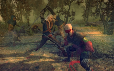 The Witcher: Enhanced Edition: Screenshot zum Titel.