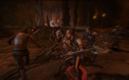The Witcher: Enhanced Edition: Screenshot zum Titel.