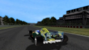 Pole Position 2012: Screenshot zum Titel.