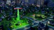 SimCity: Screenshot aus der Städtebau-Simulation