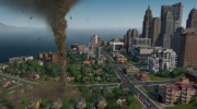 SimCity: Screenshot aus der St�dtebau-Simulation