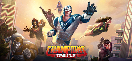 Logo for Champions Online