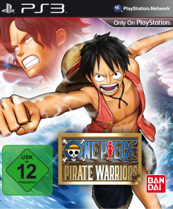 Logo for One Piece: Pirate Warriors