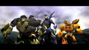 Transformers Prime: Screenshot aus dem WiiU-Start-Titel