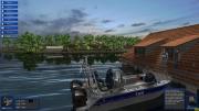 THW-Simulator 2012: Screenshot aus der Hilfswerk-Simulation