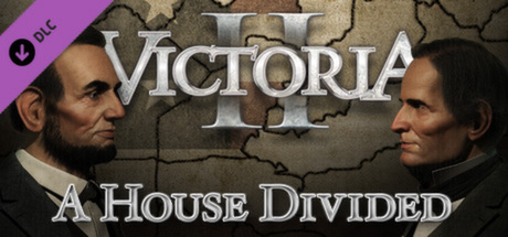 Logo for Victoria 2: A House Divided
