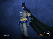 Batman: Arkham Asylum: Community Arbeiten mit der Texmod.