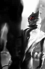 Batman: Arkham Asylum: Fünf neue Screenshots zeigen die Hauptcharaktere.