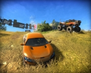 Insane 2: Screenshot aus dem Arcade-Rennspiel