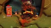 Worms Revolution: Screenshot zum Titel.