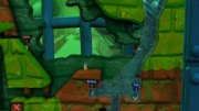 Worms Revolution: Screenshot zum Titel.