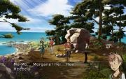 Captain Morgane and the Golden Turtle: Screenshot zum Titel.