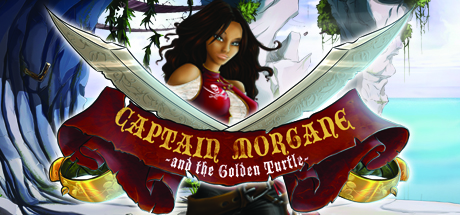 Logo for Captain Morgane and the Golden Turtle