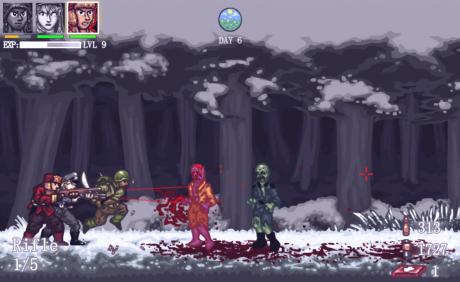 Deadly 30: Screen zum Spiel Deadly 30.