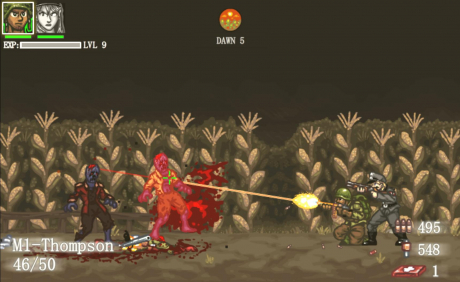 Deadly 30: Screen zum Spiel Deadly 30.