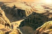 Assassin's Creed: Sehr frühe Konzeptzeichnungen, noch bevor der erste Teil erschien.