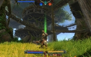 Panzar: Forged by Chaos: Screen aus der Map Orc Camp aus dem MMO.