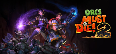 Logo for Orcs Must Die! 2