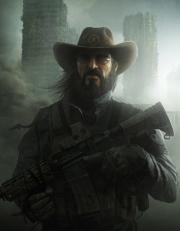 Wasteland 2: Konzept Arts zum Titel - Ranger.