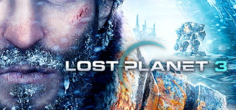 Logo for Lost Planet 3