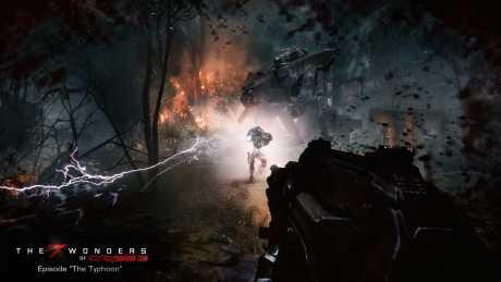 Crysis 3: Screen zum Spiel Crysis 3.