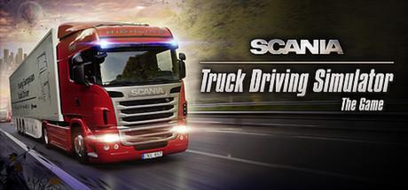 Logo for Scania Truck Driving Simulator