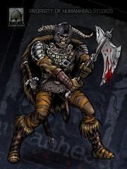 Rune 2: Erstes Artwork zum vielleicht kommenden Action-Rollenspiel.