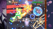 Akai Katana: Screenshot zum Shoot'em up von CAVE