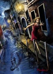 Moebius: Erstes Artwork zum neusten Adventure von Jane Jensen.