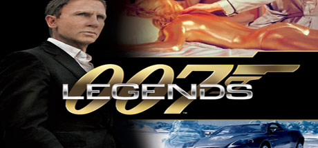 Logo for 007 Legends
